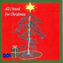 All I Want For Christmas (CD cover)