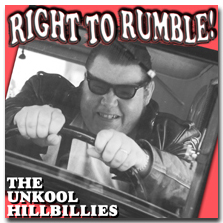 Right To Rumble (CD cover)
